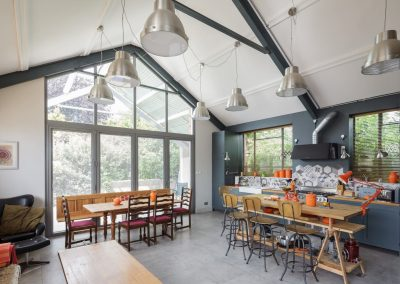 A Victorian Church converted in 2017. Winner of Homebuilding & Renovating Best Conversion 2018.