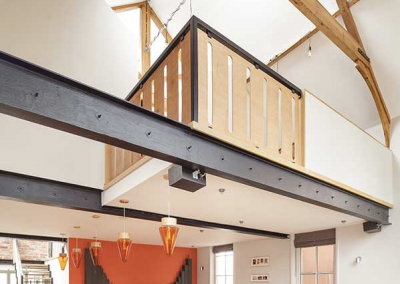 Loft conversion architect in Stroud - Anthony Webster